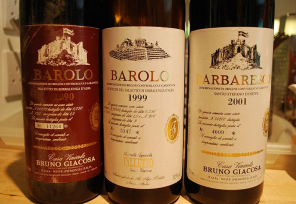 How did the 1963 Italian wine laws affect Barolo?